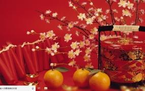 春节 Win10主题