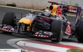 一级方程式赛车(Formula 1) Win10主题
