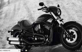 哈雷摩托车(Harley Davidson) Win10主题