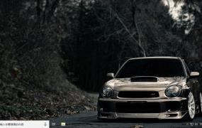 斯巴鲁汽车(Subaru) Win10主题