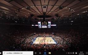 纽约尼克斯 Win10主题