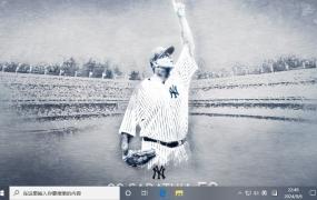 纽约洋基 Win10主题