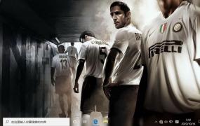 国际米兰足球俱乐部 Win10主题