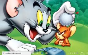 猫和老鼠 (Tom and Jerry) Win10主题